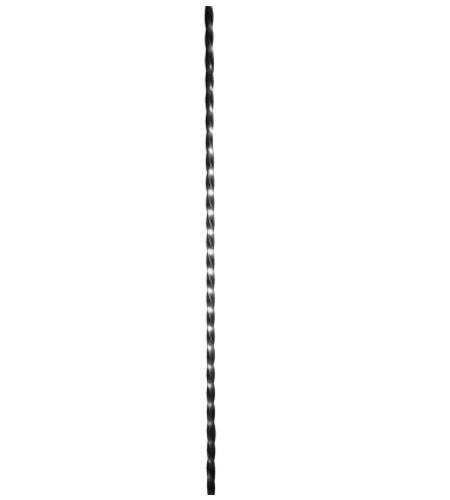 Zierstab glatt 201100-2