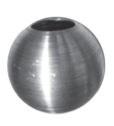 Stahlkugeln mit Bohrung 201594