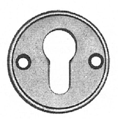 Schlüsselrosette - 203262