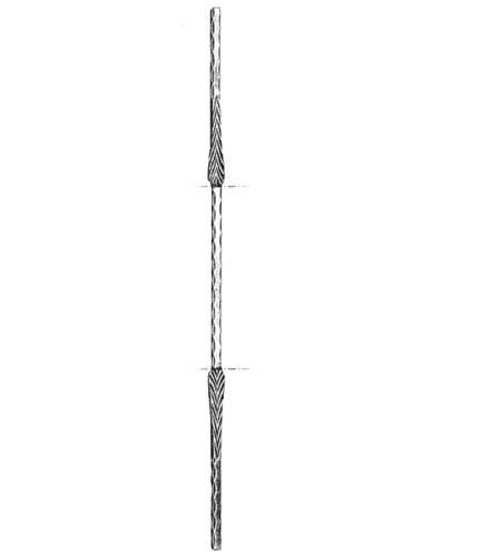 Zierstab B 7201