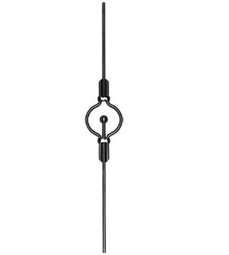 Zierstab V2A 3504