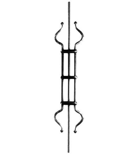 Geländerstab - 203432 - Gruber - Design