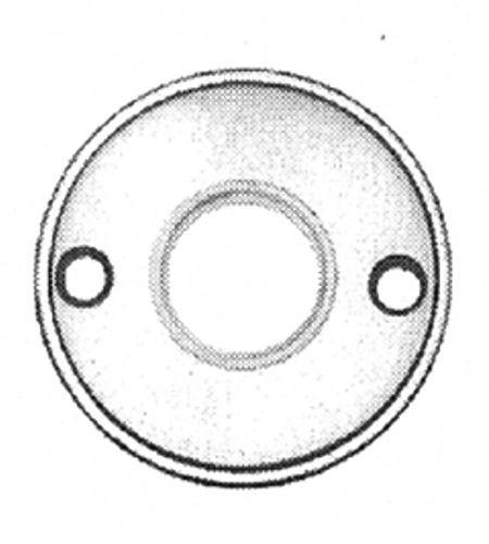 Drückerrosette - 203252