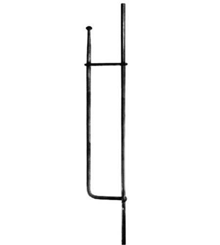 Geländerstab - 203433 - Gruber - Design