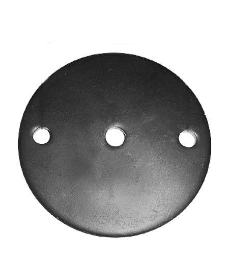 Grundplatte 201489, D - 120 mm