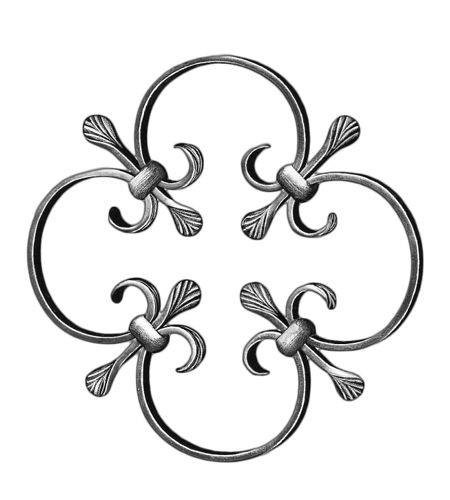 Ornament für Tore EL 301